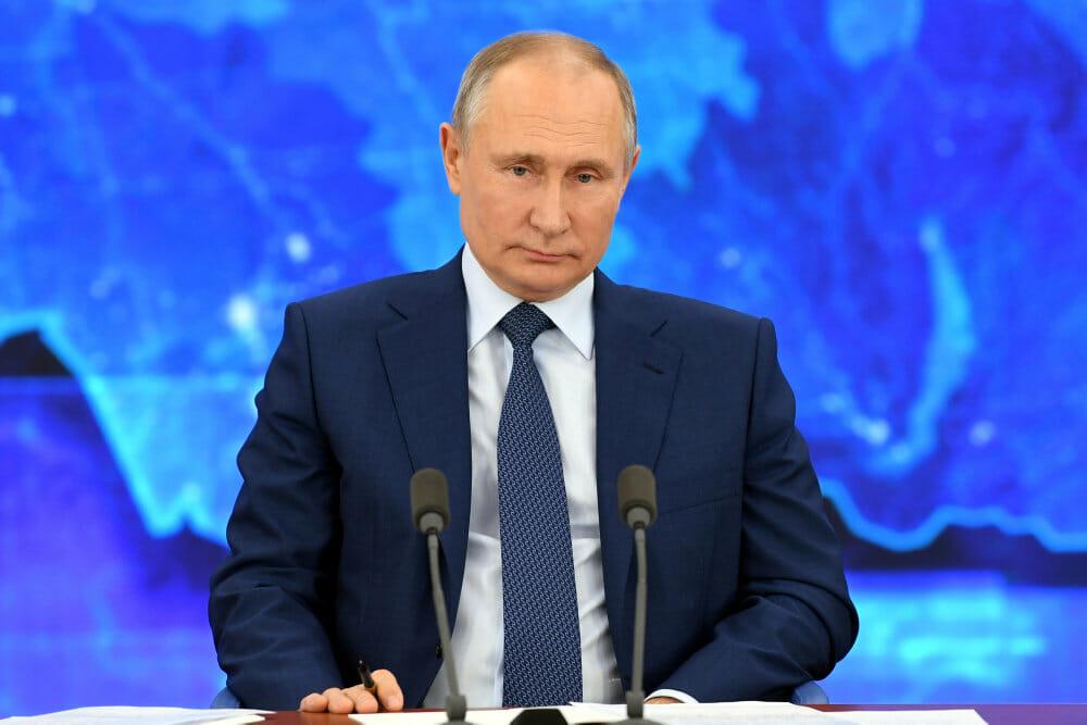 Præsident Putin sikrer sig livslang straffrihed i ny forfatningslov