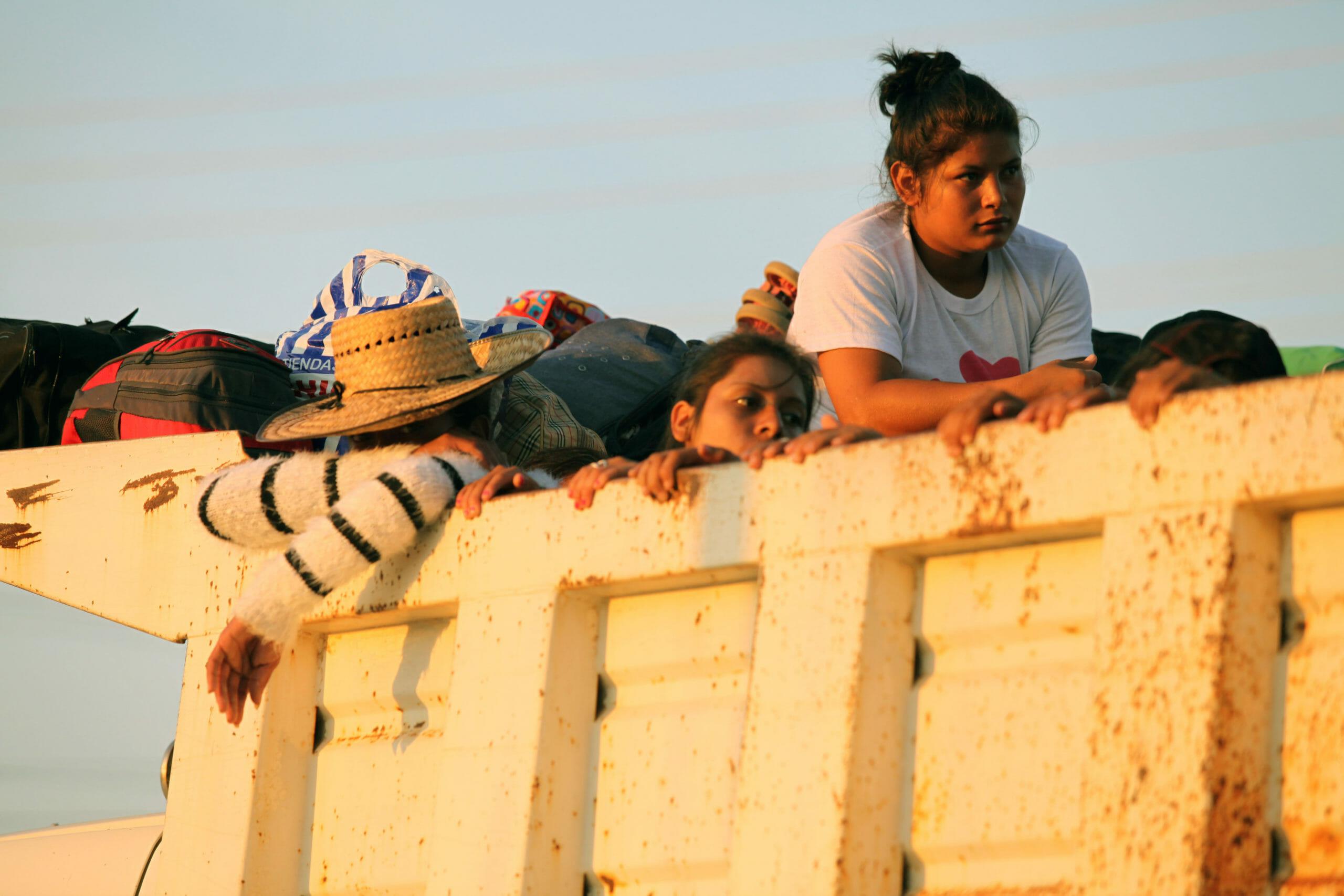 Joe Biden vil gentænke migration med Mexico efter hård Trump-kurs