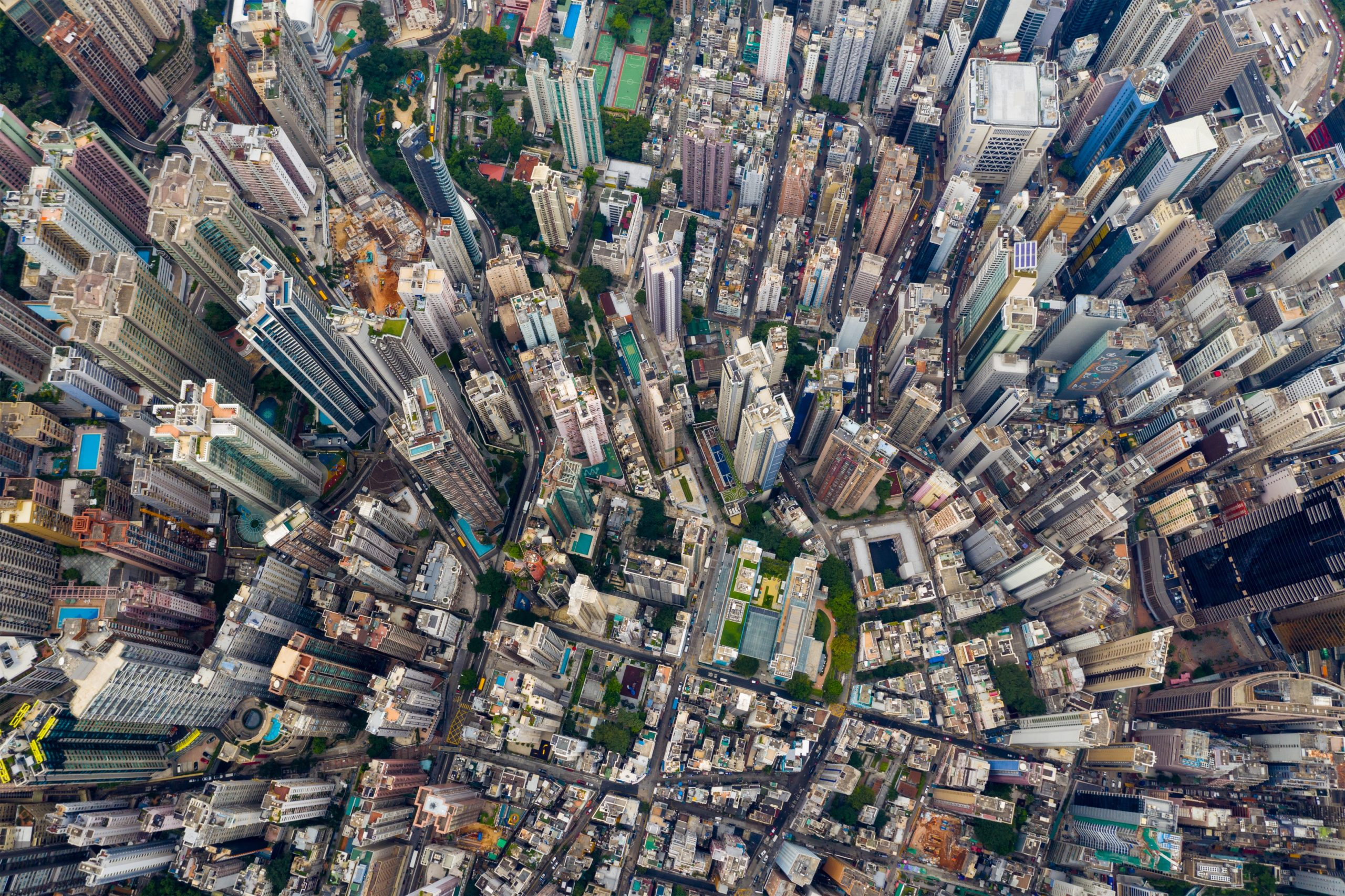 Menneskeskabte materialer vejer nu mere end alt liv på Jorden