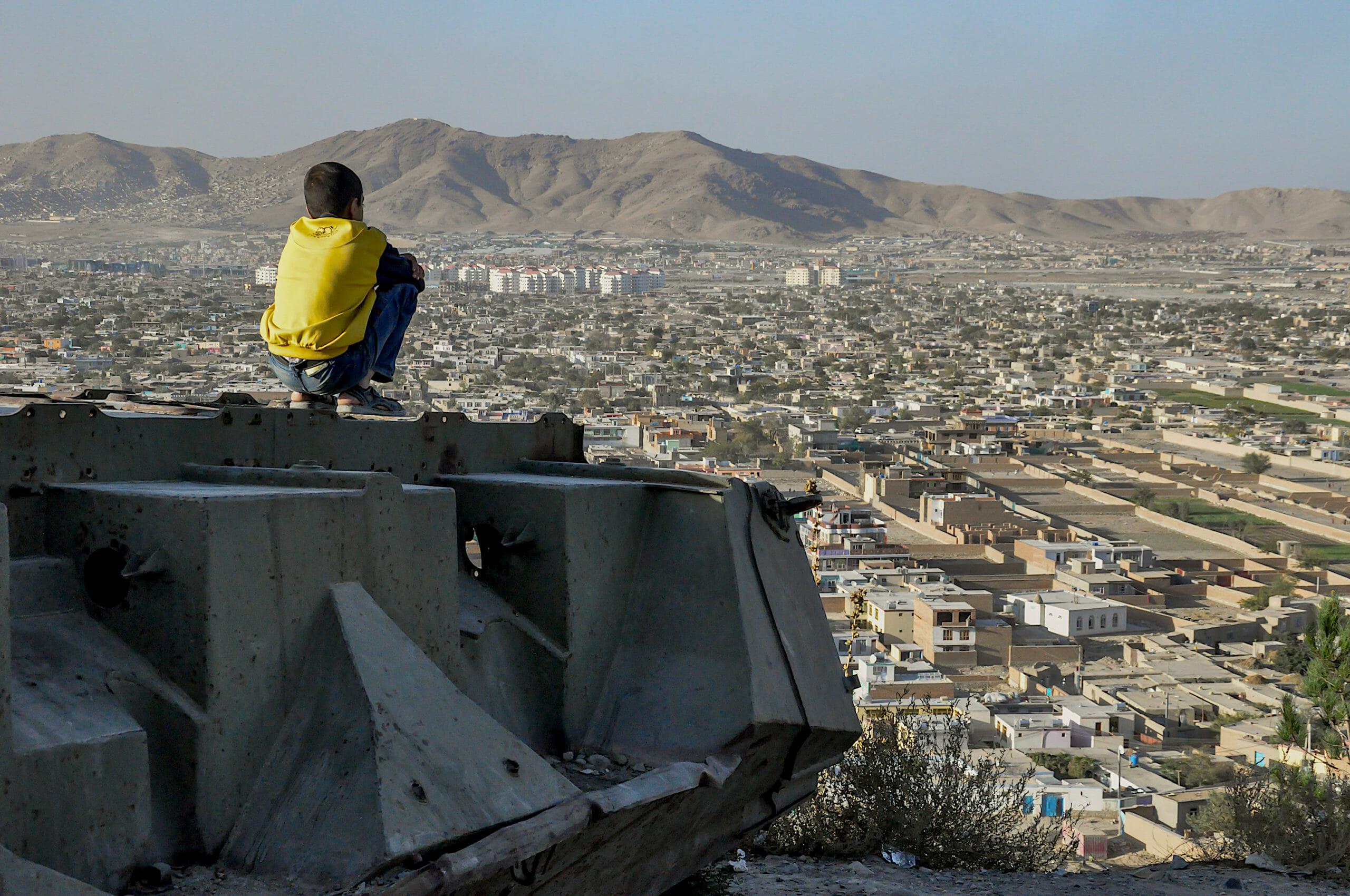 Ny efterretningsrapport spår grum fremtid for Afghanistan