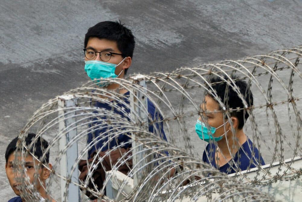 Over 50 aktivister i Hongkong er anholdt under omstridt lov