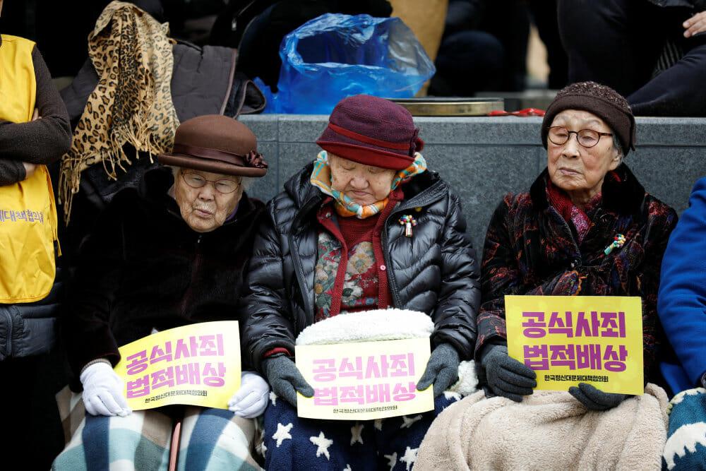Domstol beordrer Japan til at give erstatning til tidligere sexslaver