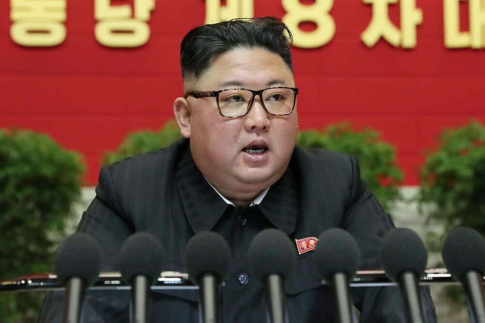 Nordkoreas Kim: Uanset ny præsident er USA den største fjende