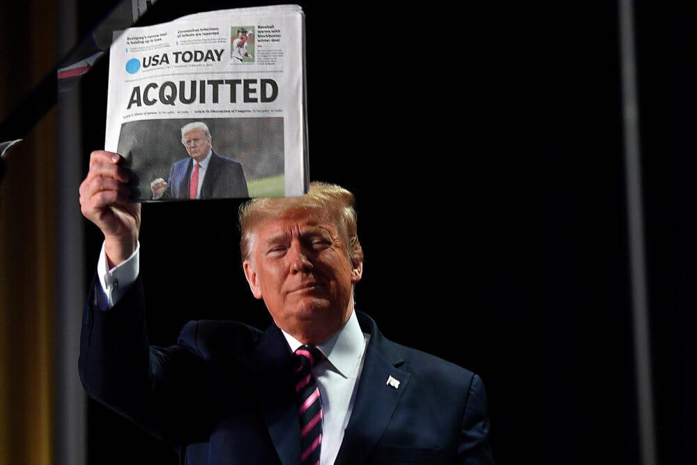 Trump står over for endnu en rigsretssag – hvad er op og ned?