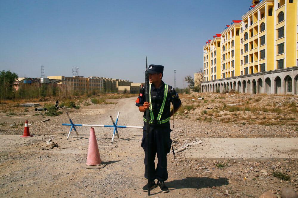 USA beskylder Kina for folkedrab mod muslimsk mindretal