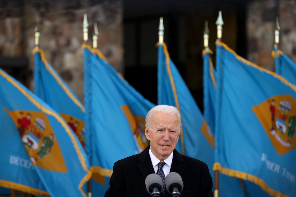 FAKTA: Sådan forløber indsættelsen af Biden og Harris
