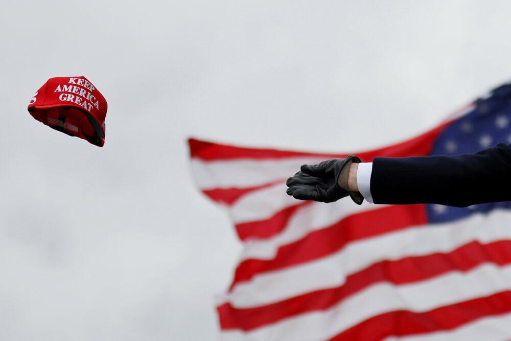 BILLEDSERIE: Fire år med Donald Trump i Det Hvide Hus