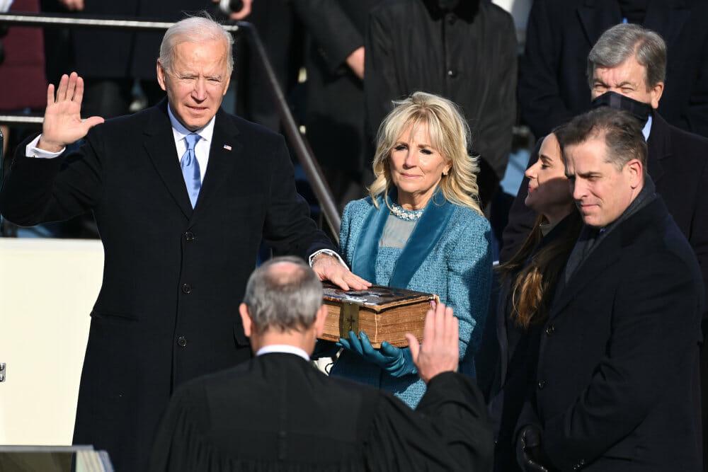 Præsident Biden: Nu skal vi stå sammen