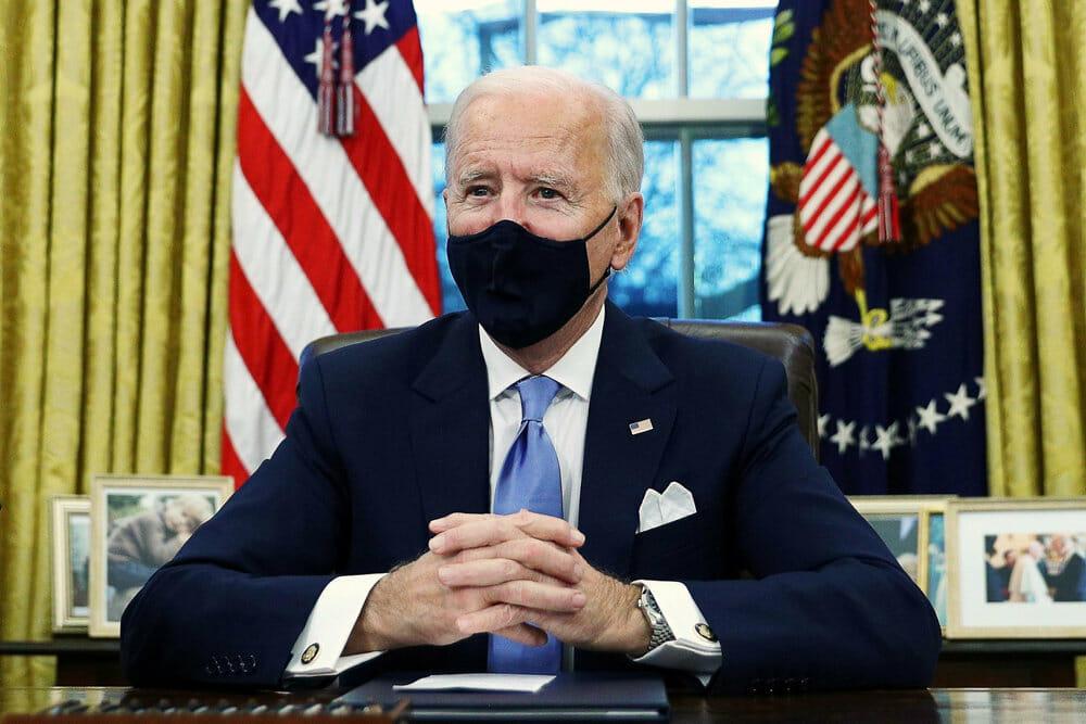 Præsident Joe Biden melder USA ind i Parisaftalen og WHO igen