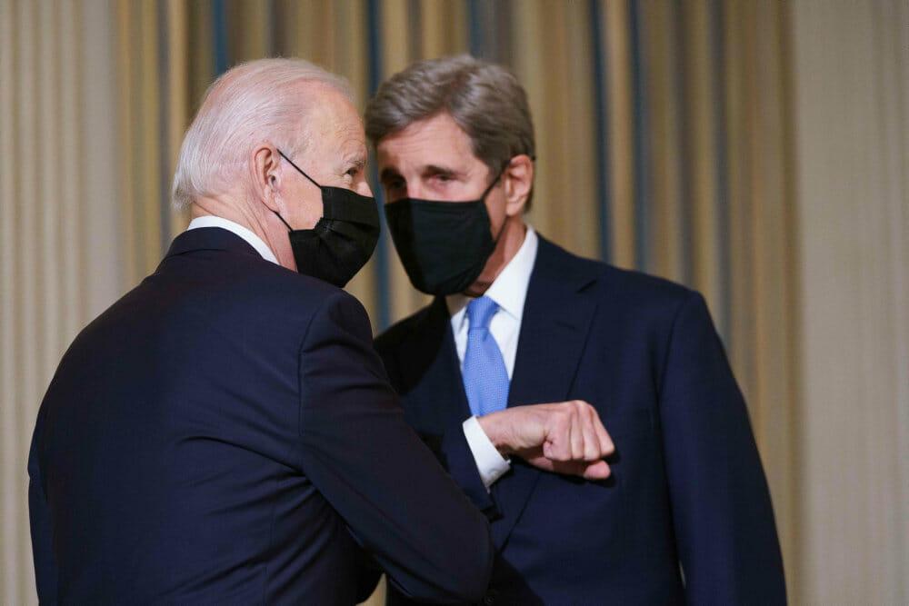 Joe Biden går i offensiven med klimakamp og job