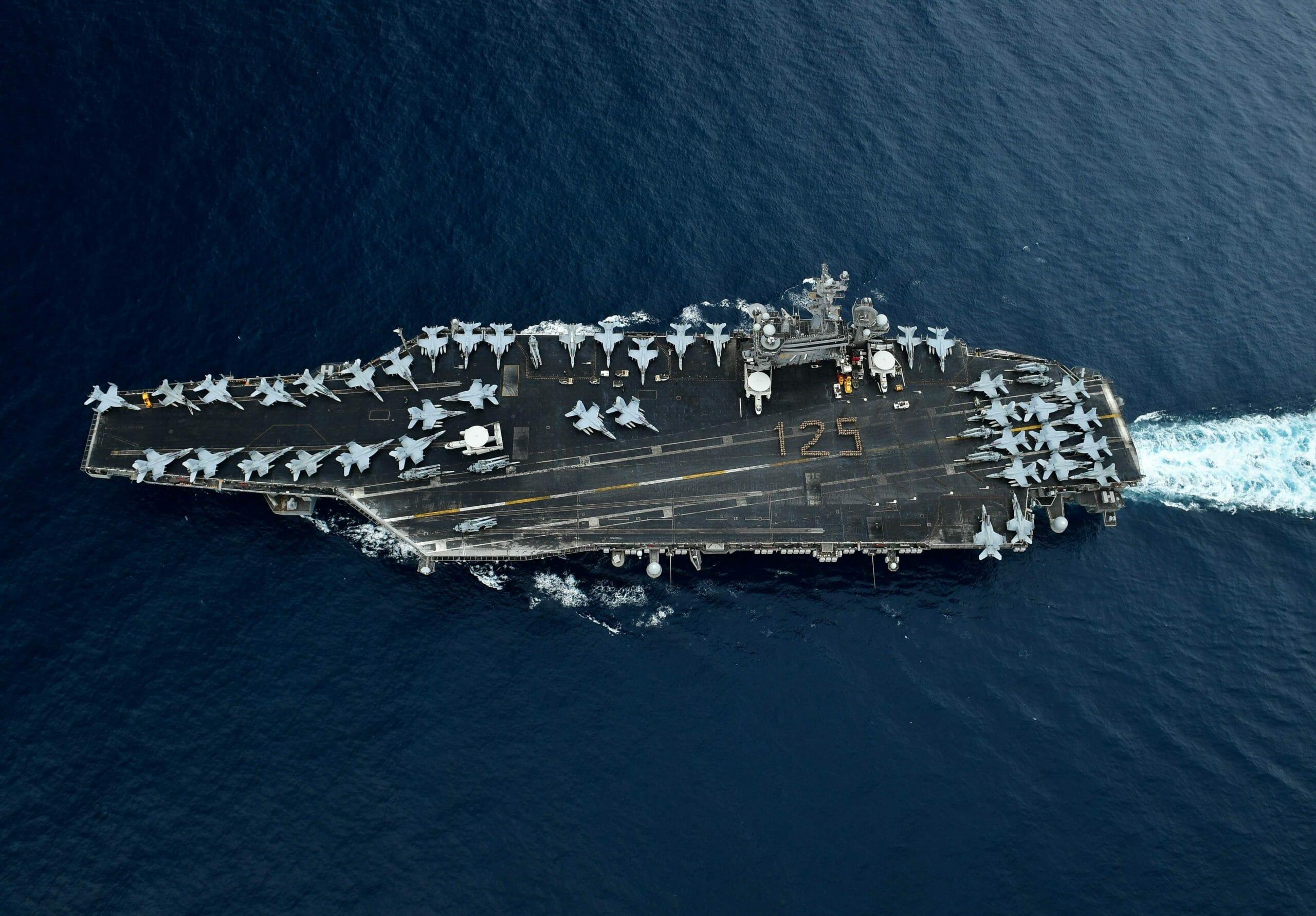 Kina viser militære muskler over for USA's nye præsident i Taiwan