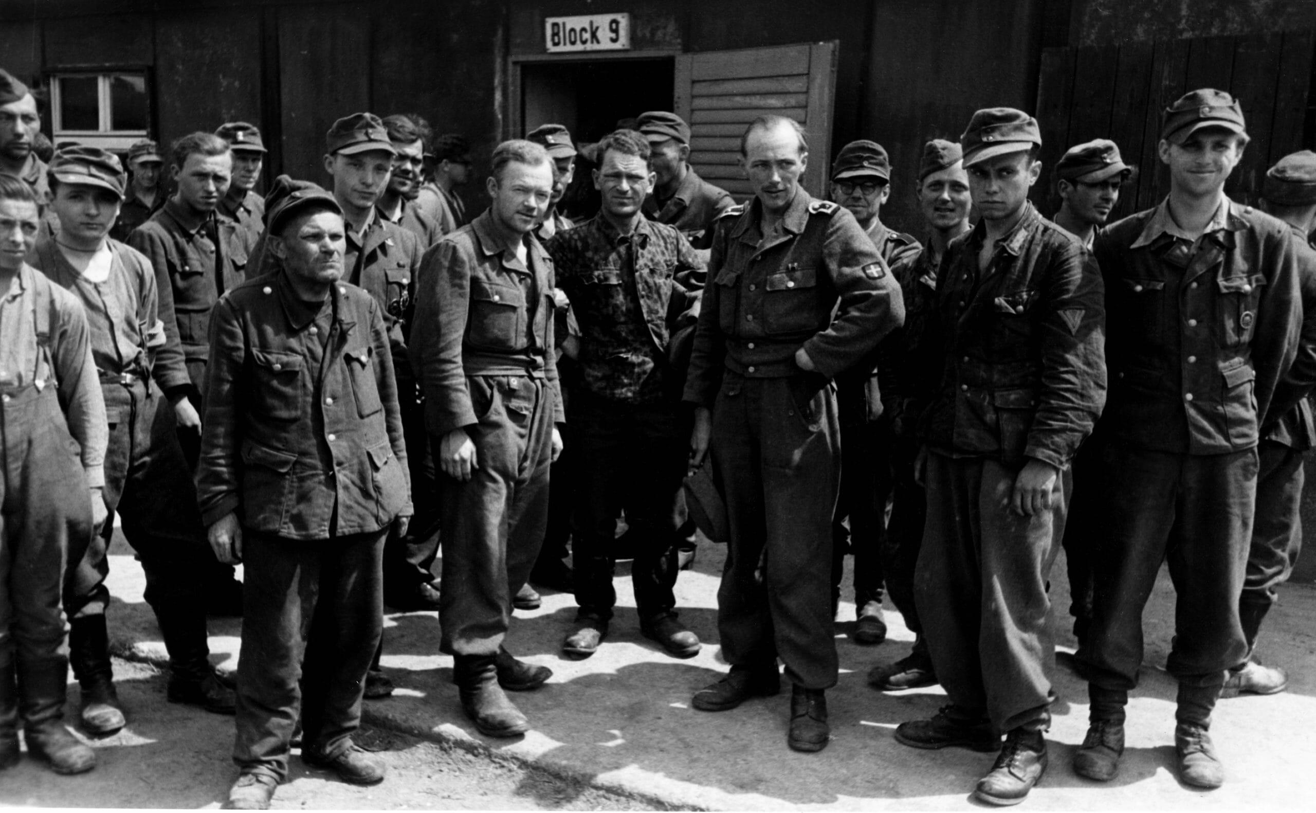 USA udleverer 95-årig nazivagt til Tyskland