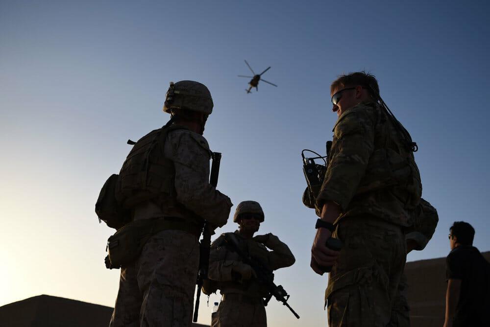 Taliban til USA: Træk jer ud eller krig