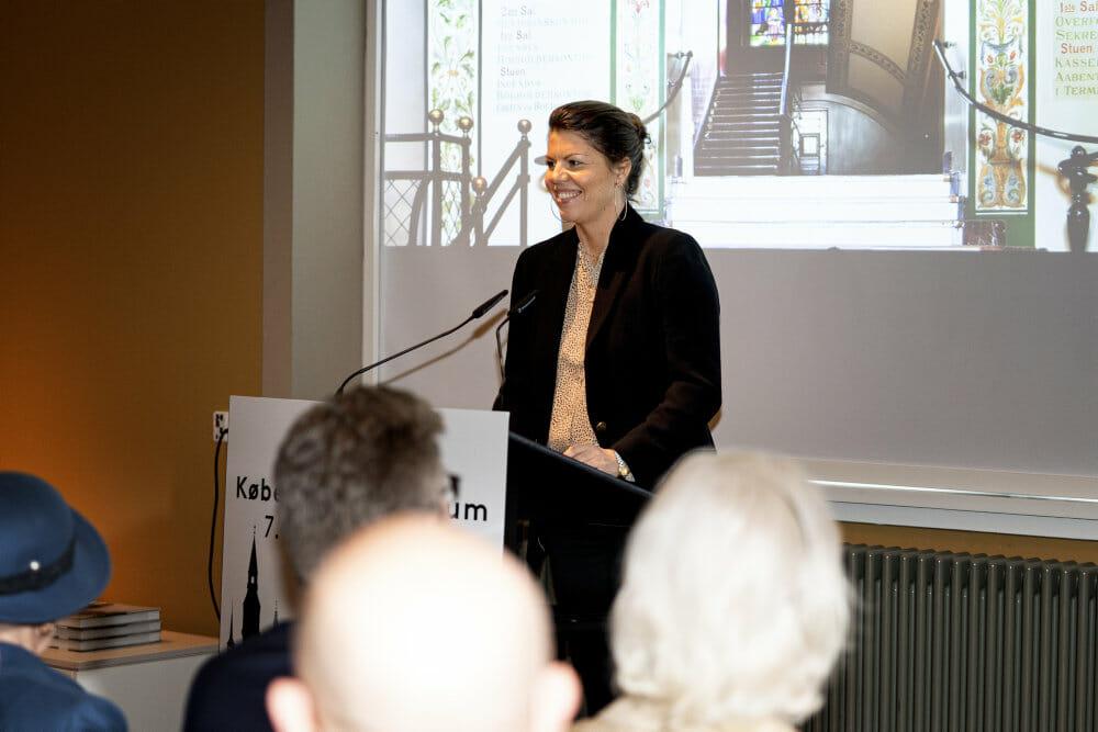 Franciska Rosenkilde ny politisk leder for Alternativet
