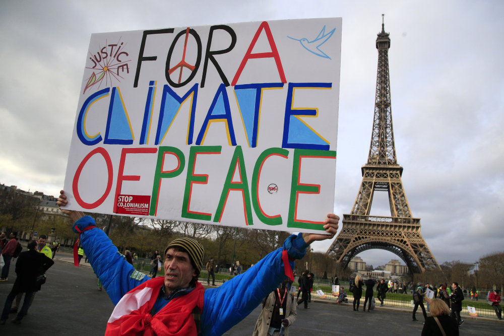 USA vender officielt tilbage til hele verdens klimaaftale