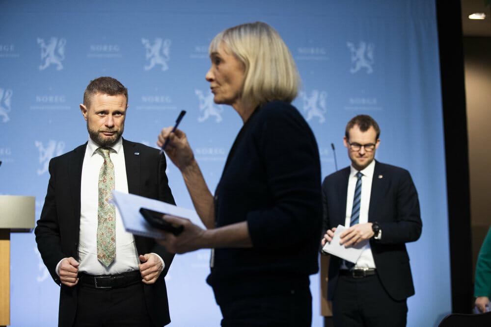 Norge vil erstatte straf med hjælp til brugere af stoffer
