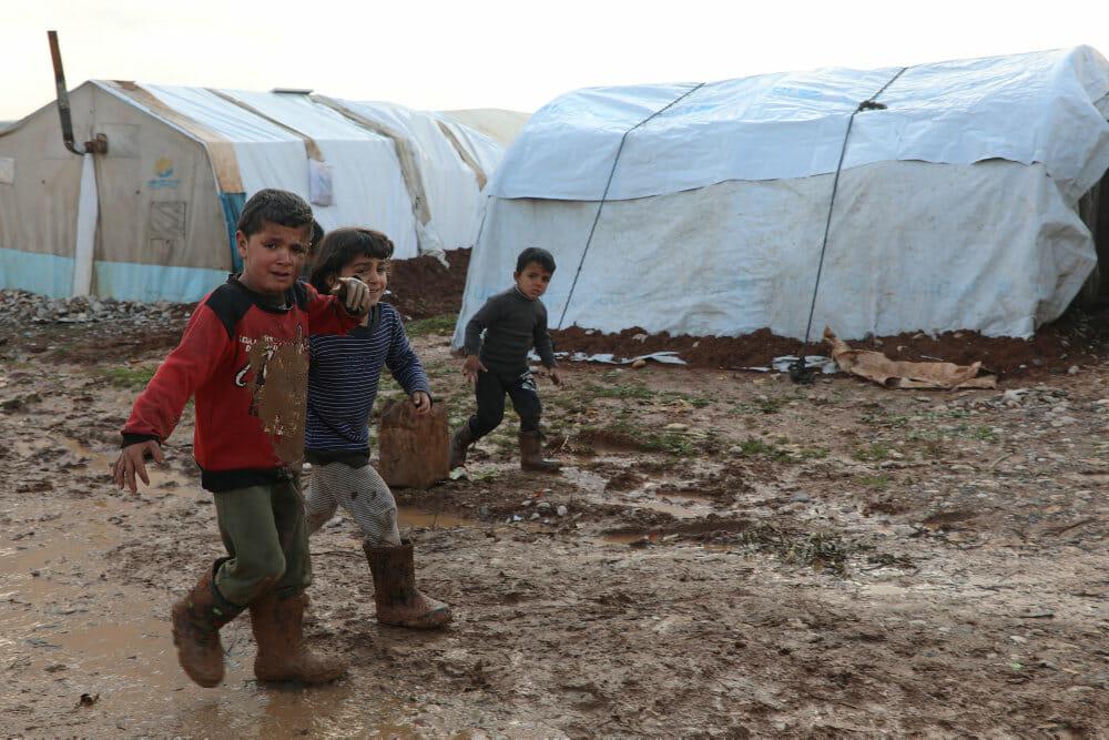 Hjælpeorganisation: 12 millioner syrere har ikke nok at spise