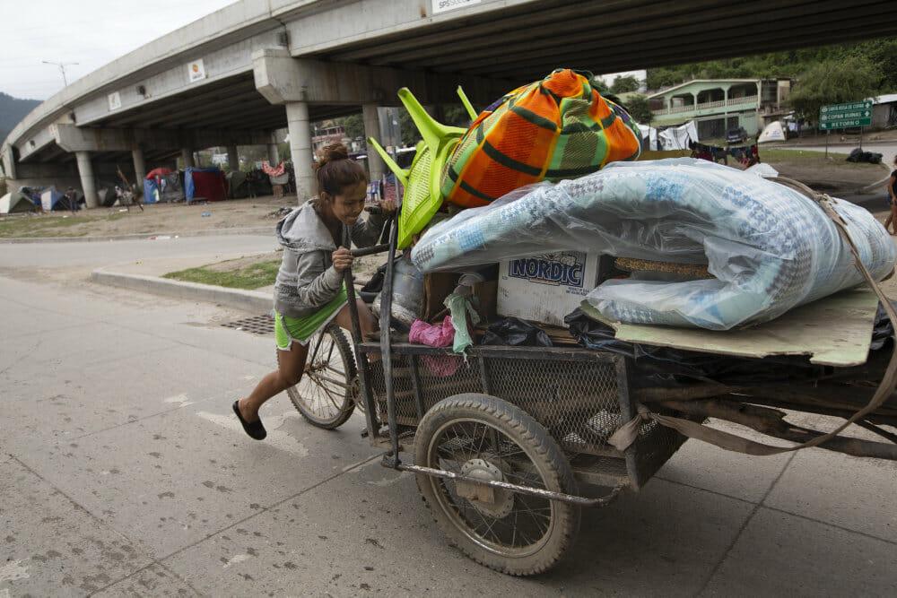 Mellemamerika oplever eksplosiv stigning i sultproblemer