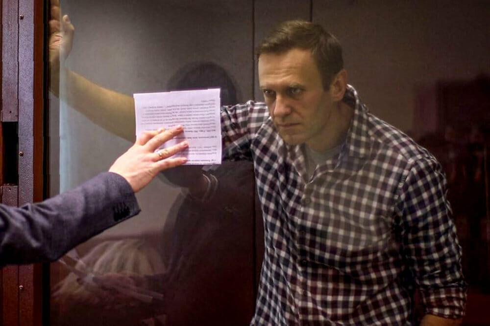 Amnesty dropper Navalnyj som samvittighedsfange efter klager