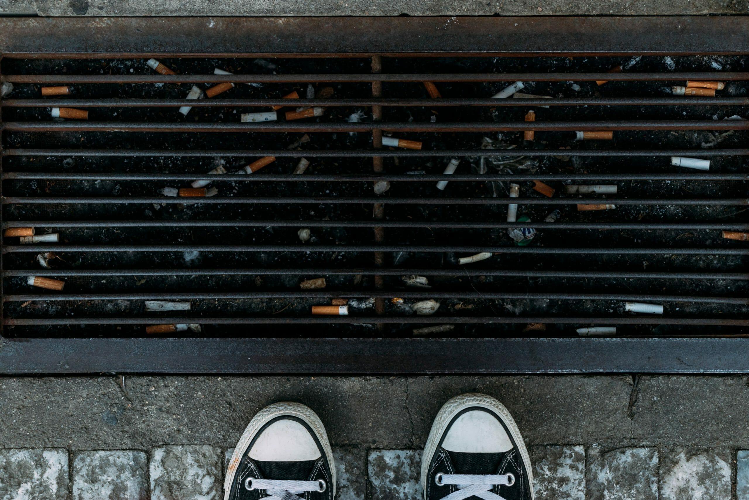 Ny undersøgelse viser at unges rygning er halveret på tre år