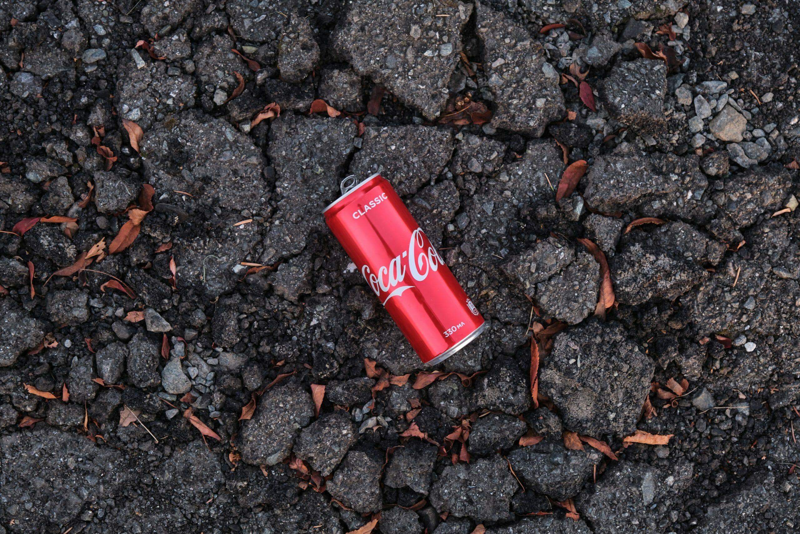 Hele coronapandemien kan passe i en coladåse