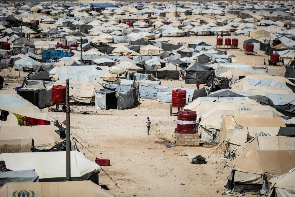 FN kommer med ny bøn om børn i syriske lejre efter tragedie