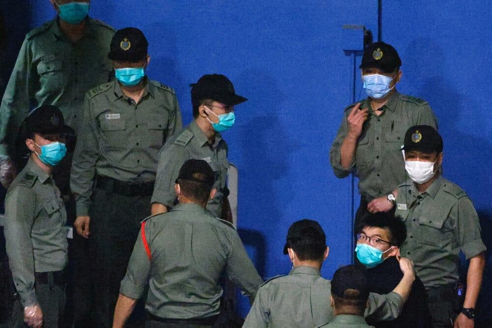Kina vil ændre Hongkongs politiske landskab med reform