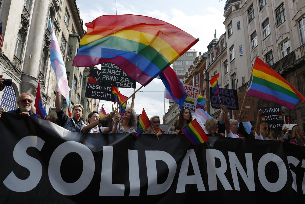 EU-Parlament vil udråbe LGBT-frihedszone i reaktion på Polen
