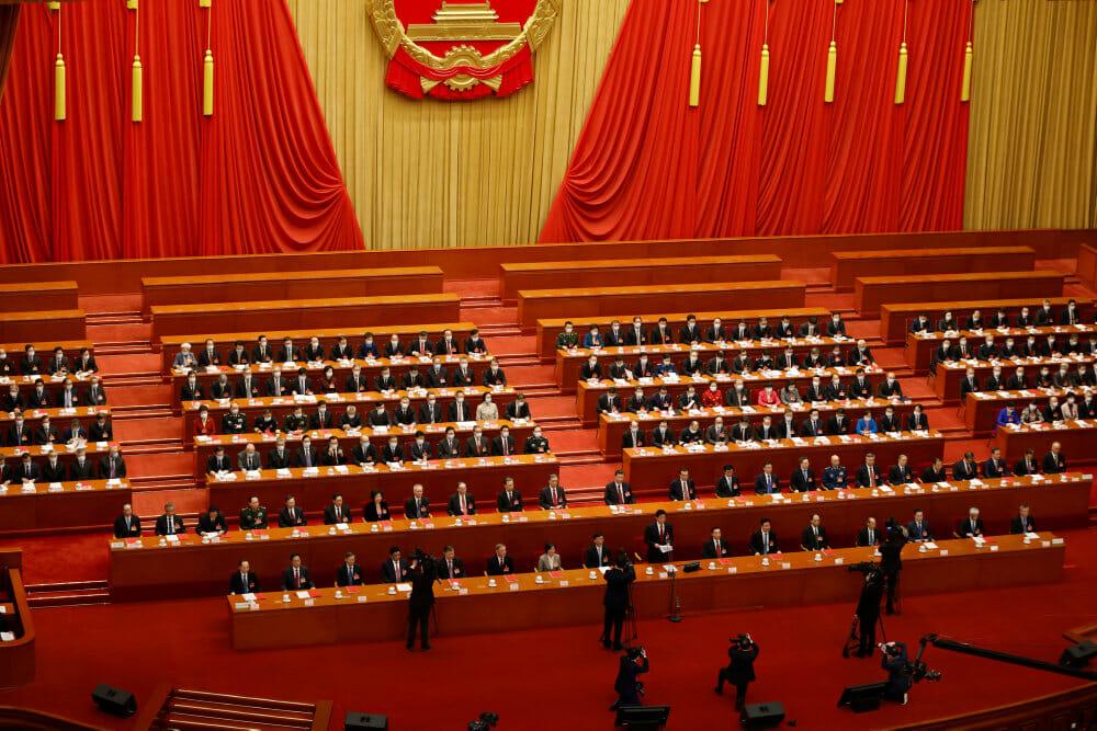 Kinas folkekongres ændrer Hongkongs valglov og maser kritikere