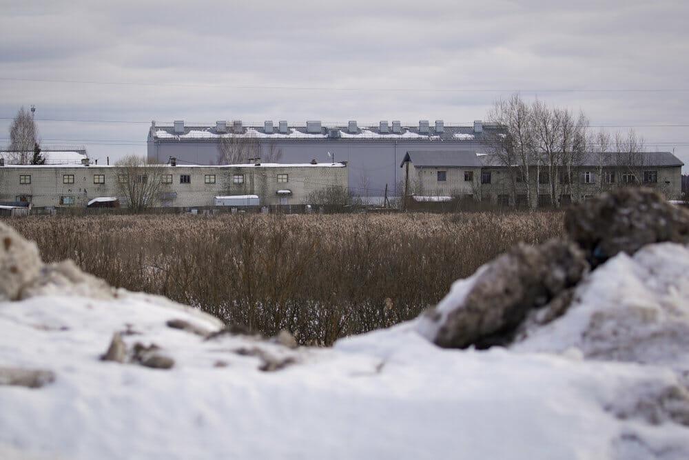 Navalnyj kalder sit fængsel for en koncentrationslejr