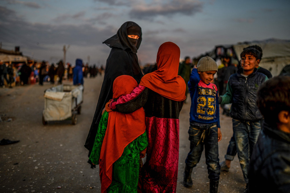 Flertal af danskere siger nej til at hente danske børn hjem fra Syrien