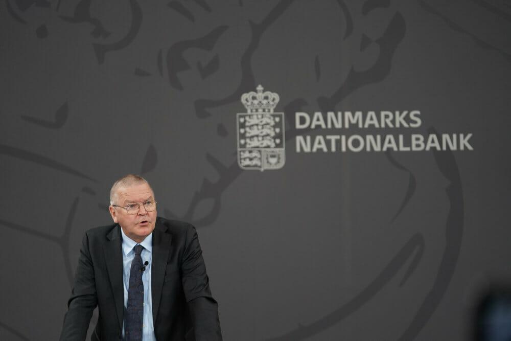 Nationalbanken venter lavere vækst i år