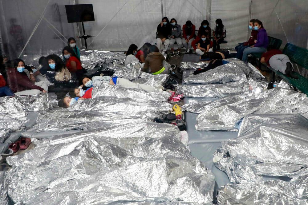 Biden savner svar på sin første store krise: Migranterne ved USA's grænse