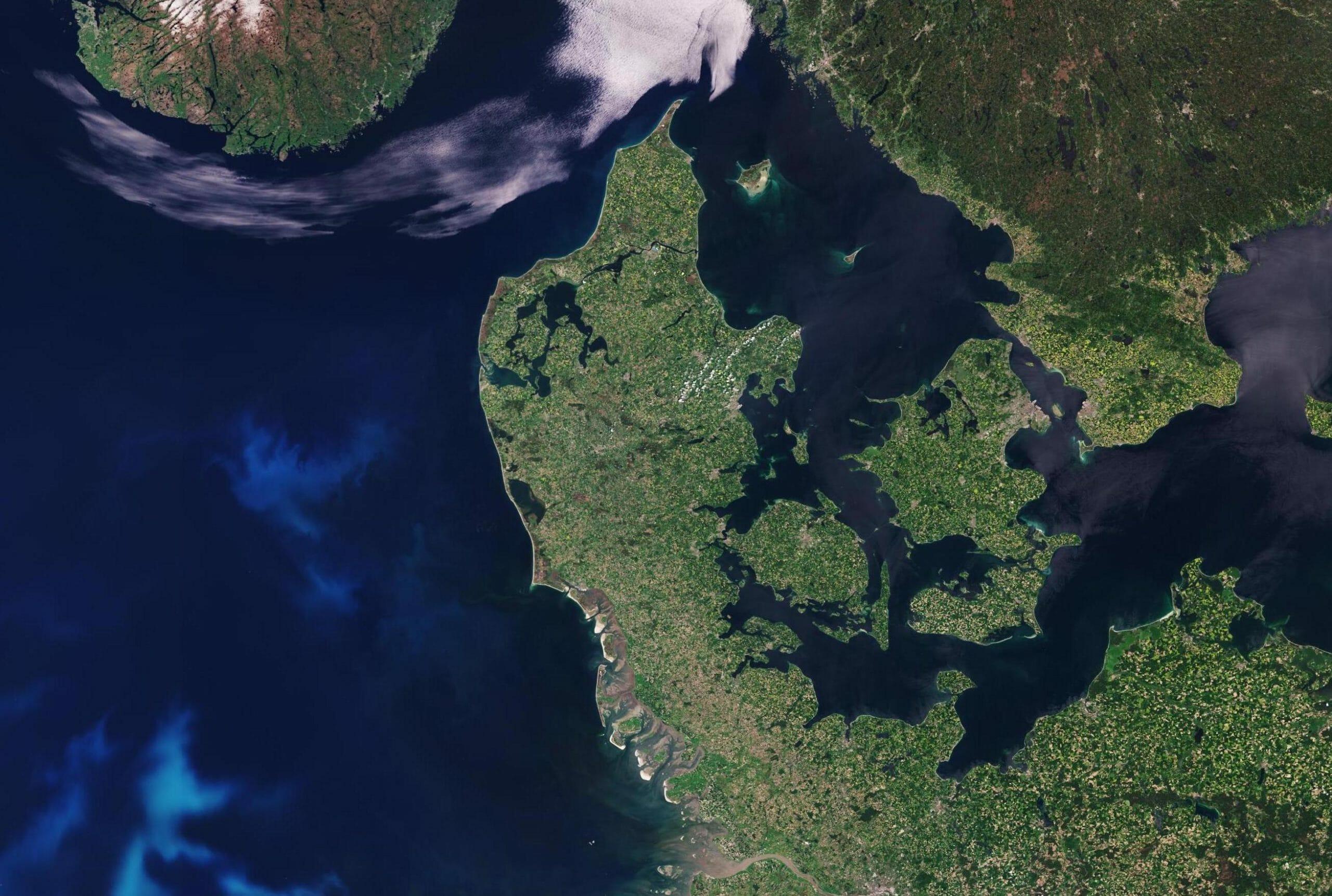 26. marts opbrugte Danmark sit budget af naturressourcer for 2021