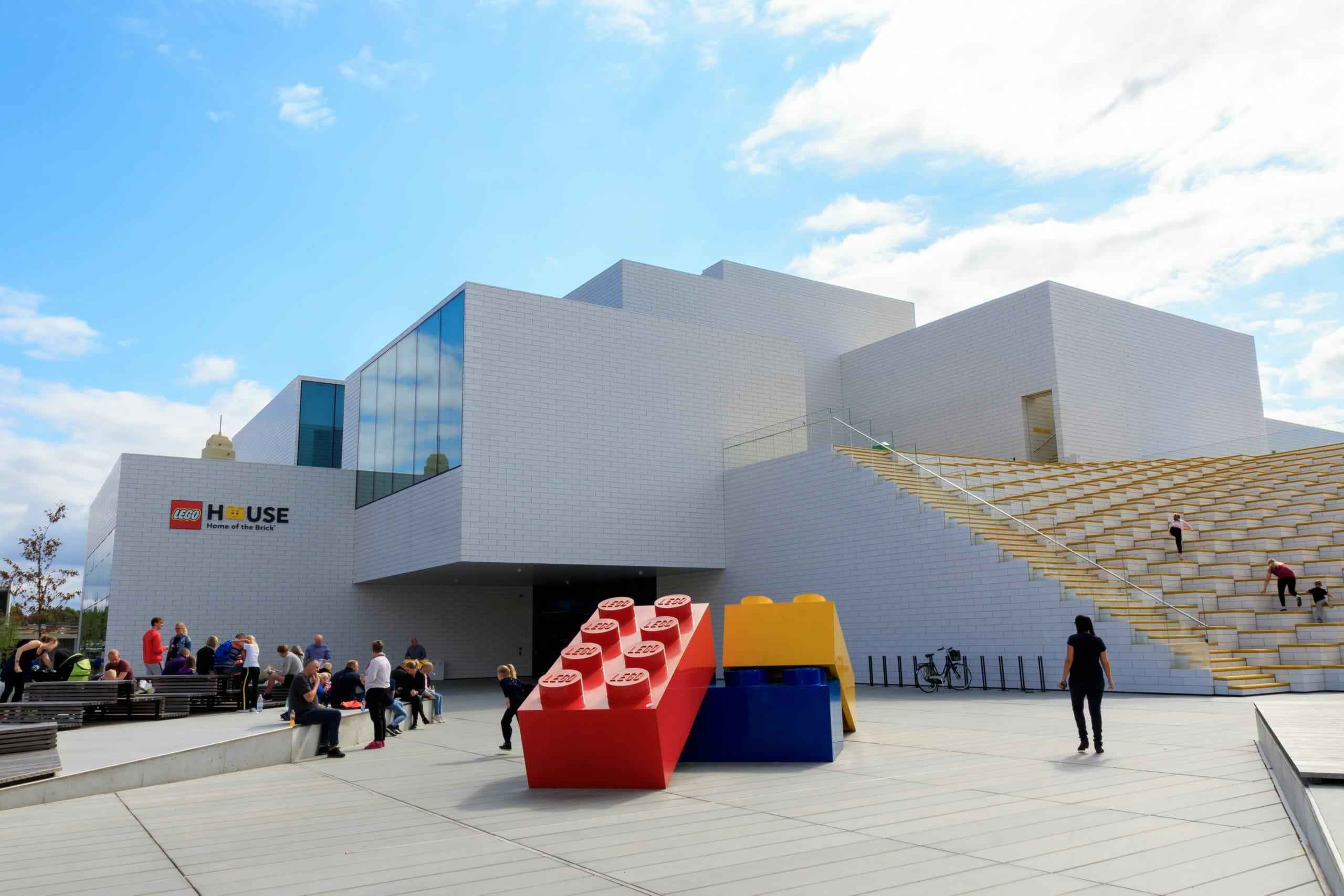 Lego vinder sag ved EU-Domstolen om byggeklods