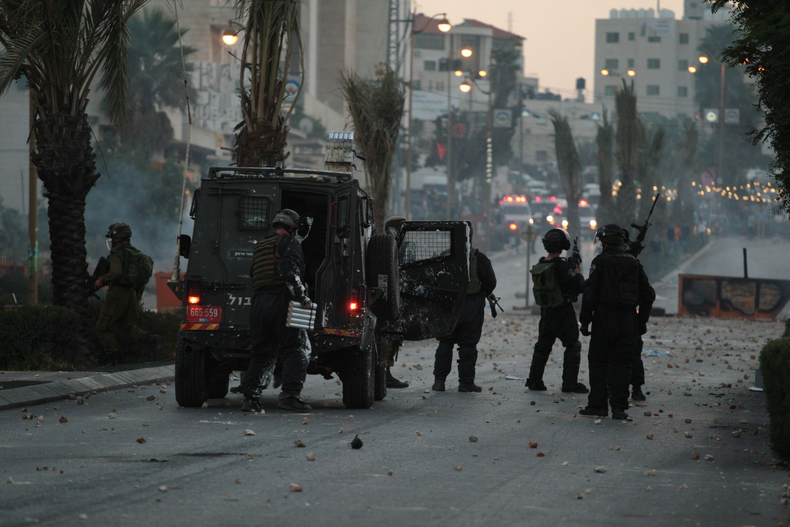 Straffedomstol efterforsker israelsk-palæstinensisk konflikt