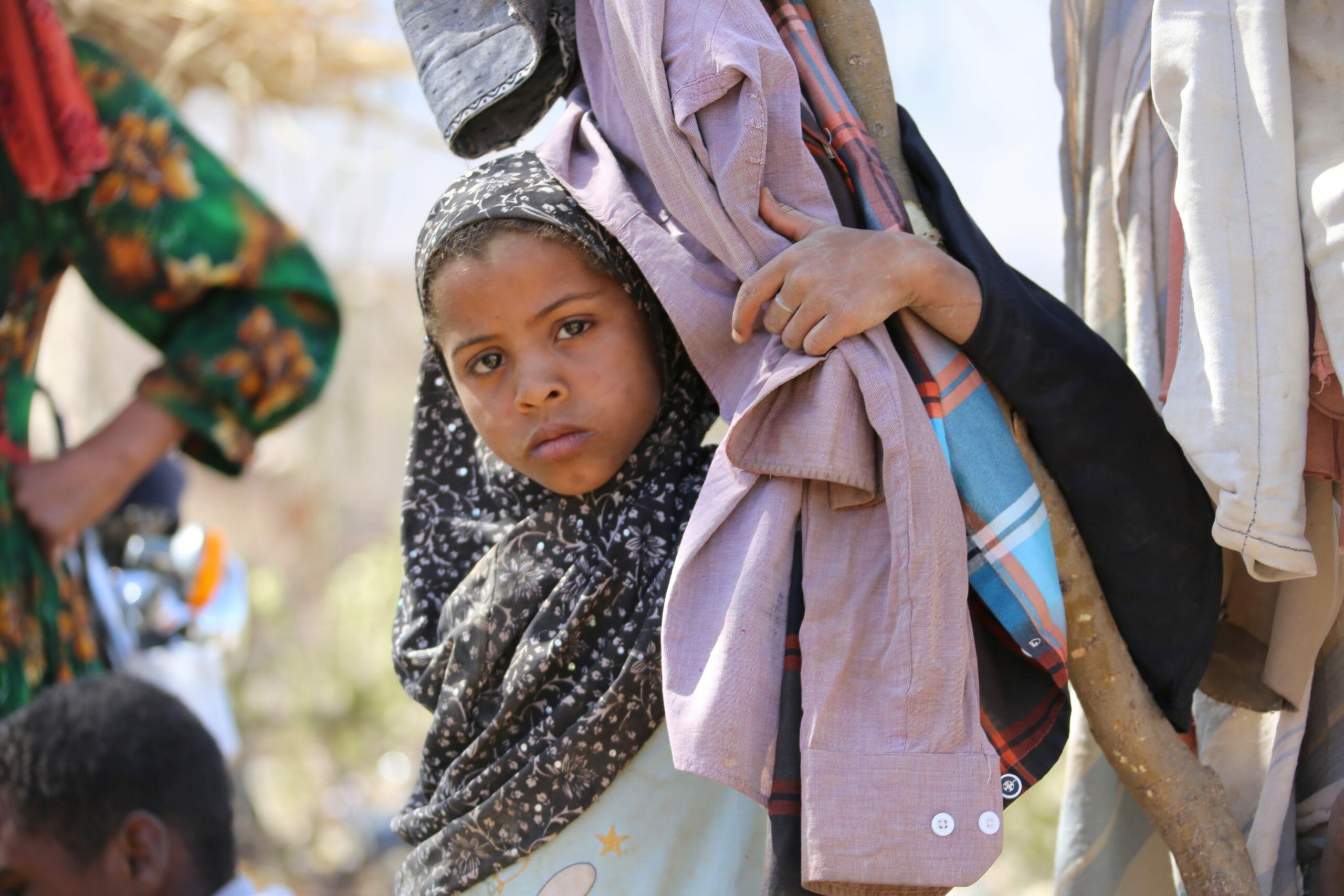 Red Barnet: Børnene er de største ofre for konflikten i Yemen