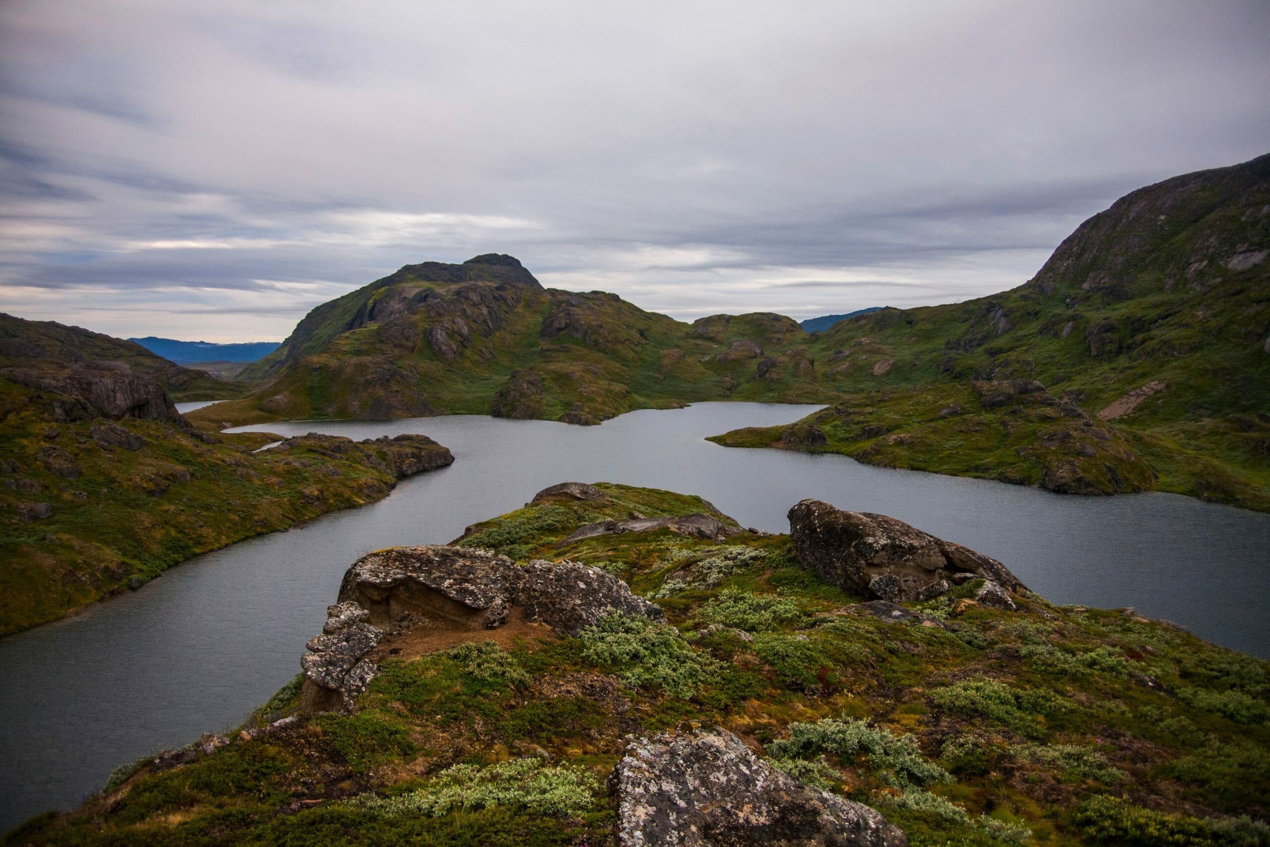 Kvanefjeld-minen ved Narsaq i Sydgrønland splitter et helt land
