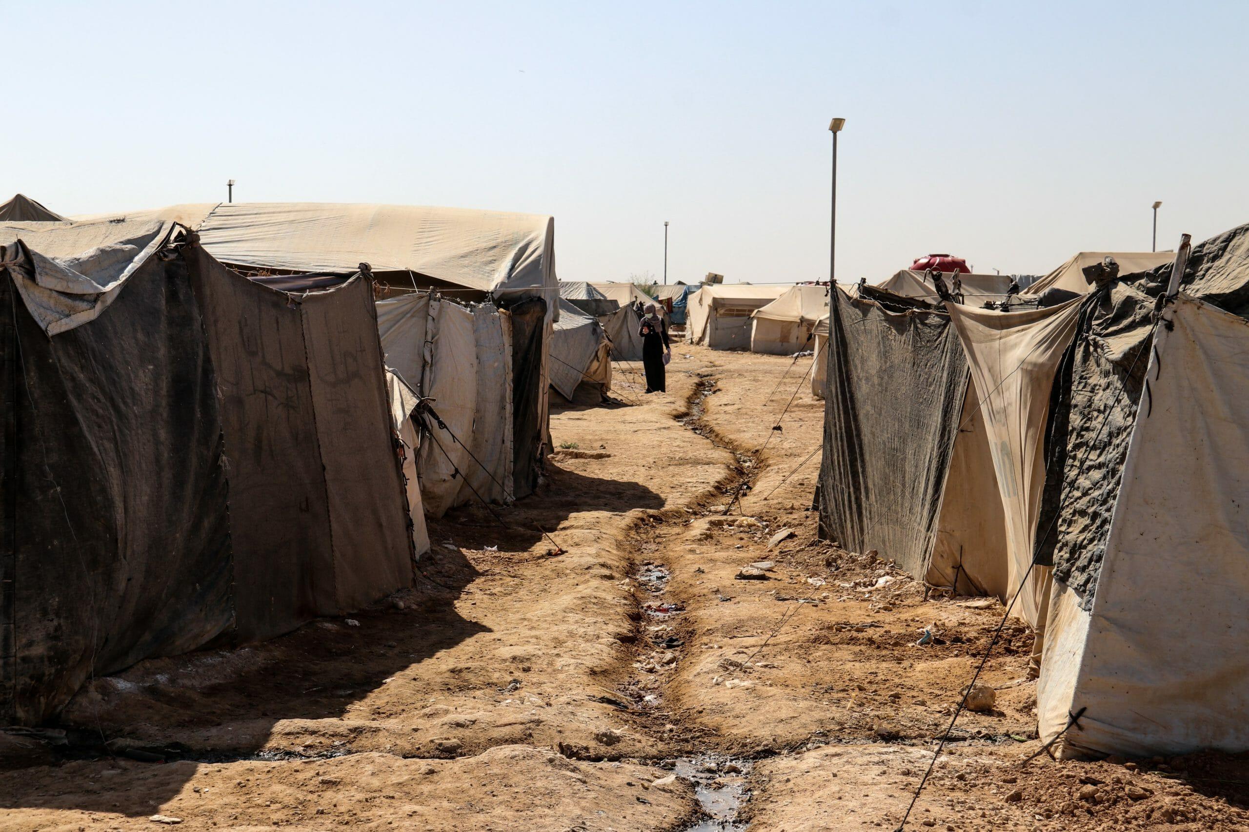 Vurdering: Danske kvinder i syriske lejre kan udgøre trussel