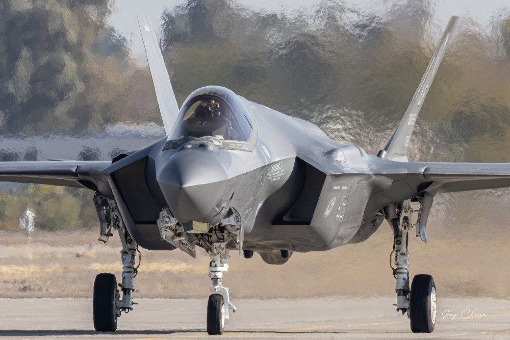 Verdens mest avancerede kampfly skal styrke dansk samarbejde med USA