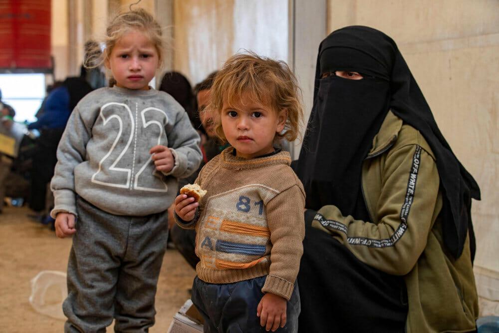60 børn af forældre fra Danmark opholder sig i konfliktområde