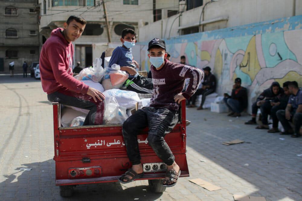 USA genoptager amerikansk millionhjælp til palæstinenserne