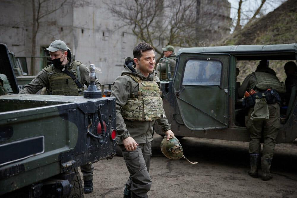 OVERBLIK: Konflikten mellem Rusland og Ukraine startede i 2014