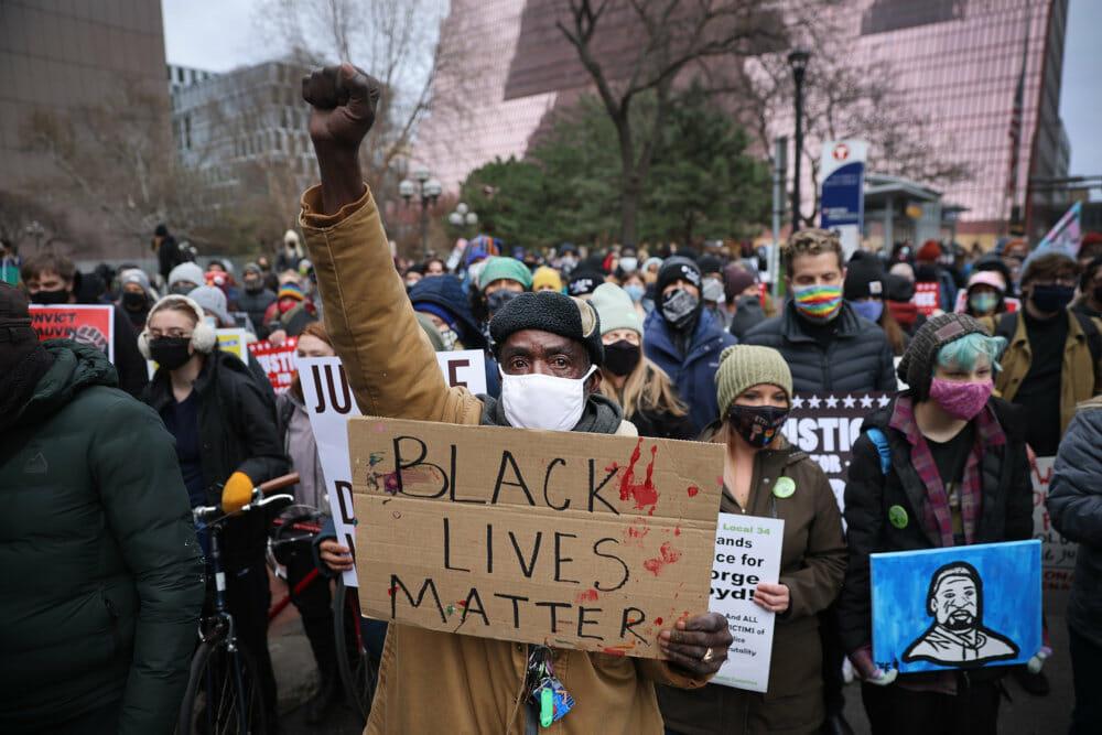 Joe Biden: Dom kan være skridt mod opgør med systemisk racisme