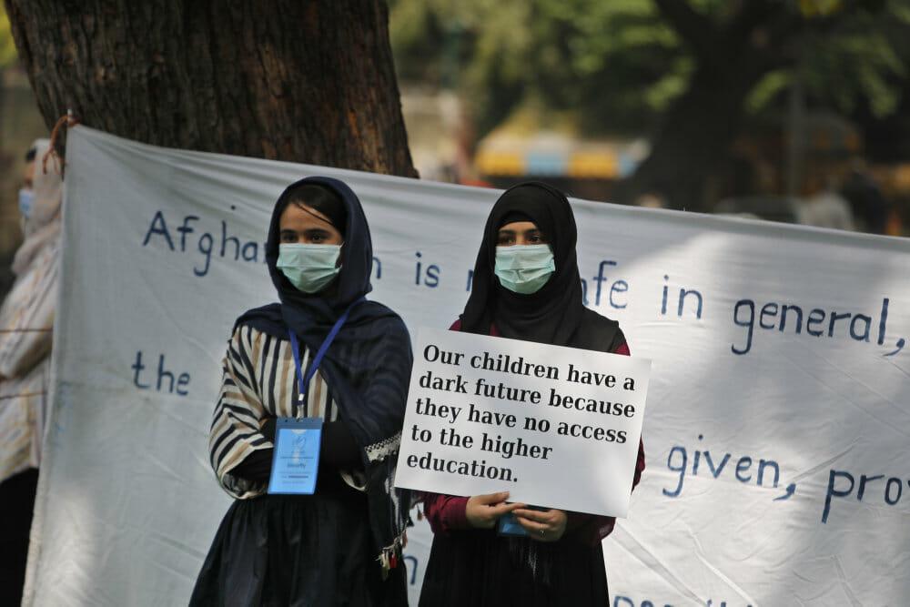 Amerikanske politikere frygter for Afghanistans kvinder under Taliban
