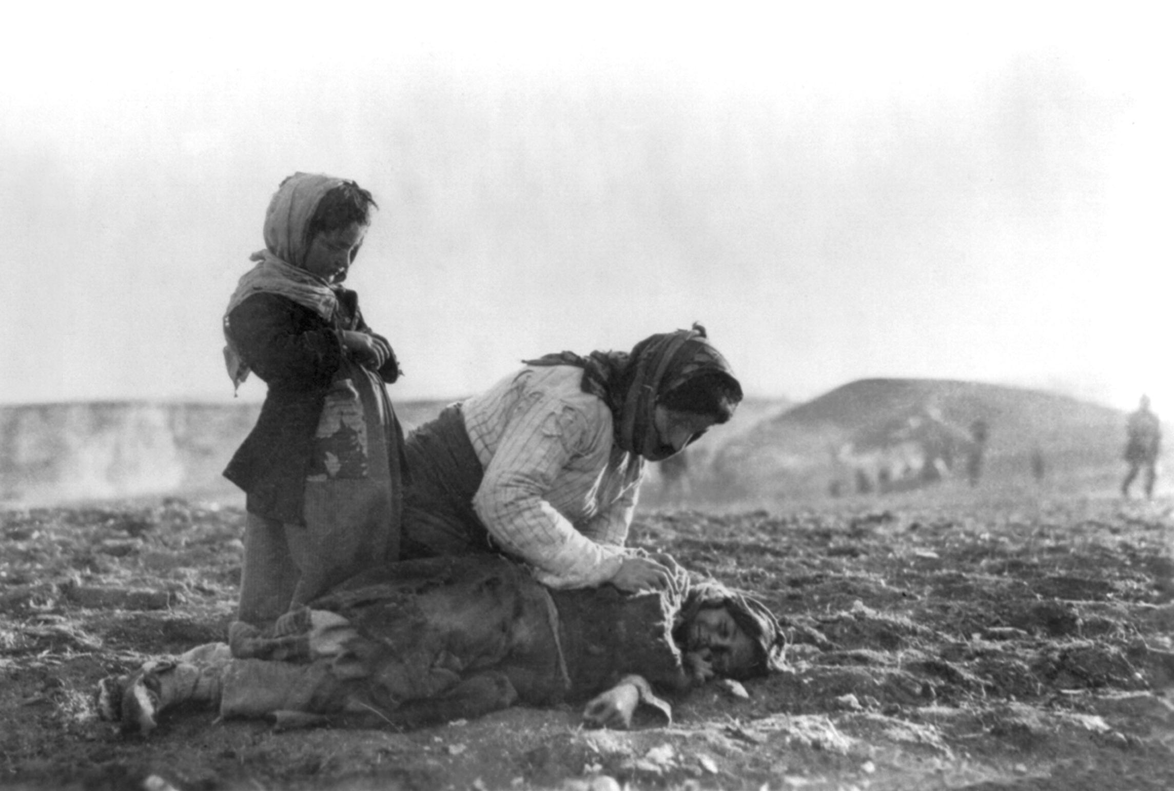 Biden kalder tyrkiske massakrer på armeniere i 1915-1918 folkedrab
