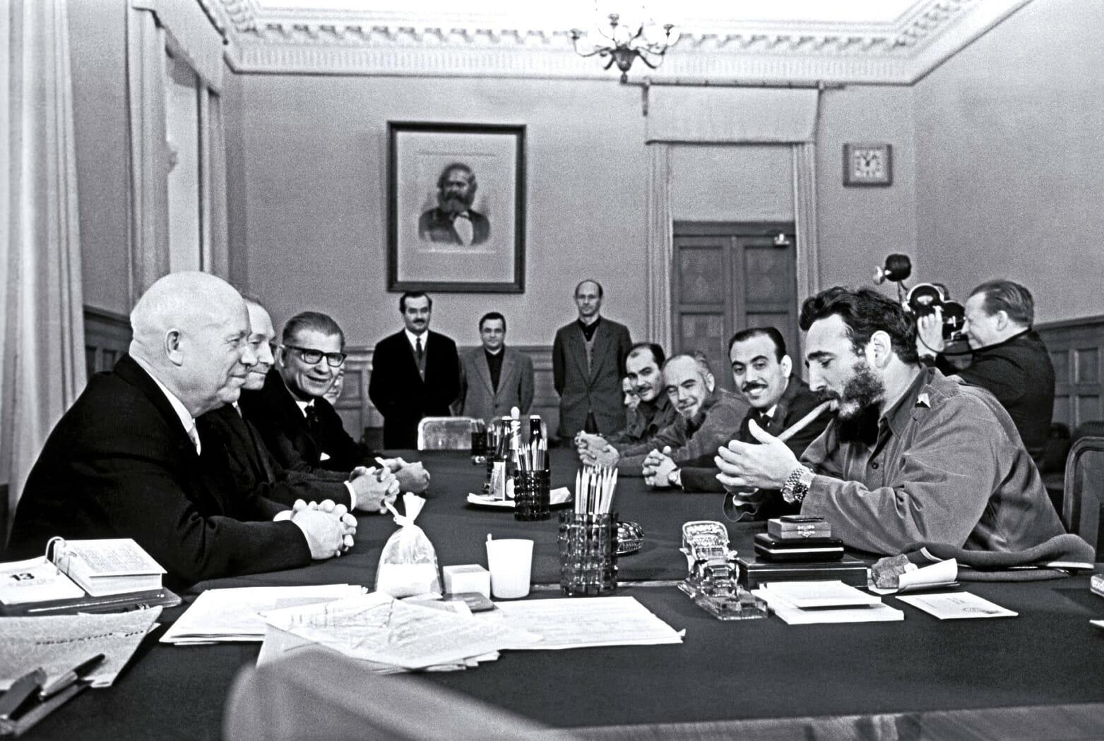 USA's mislykkede invasion i 1961 sendte Cuba i favnen på Sovjet