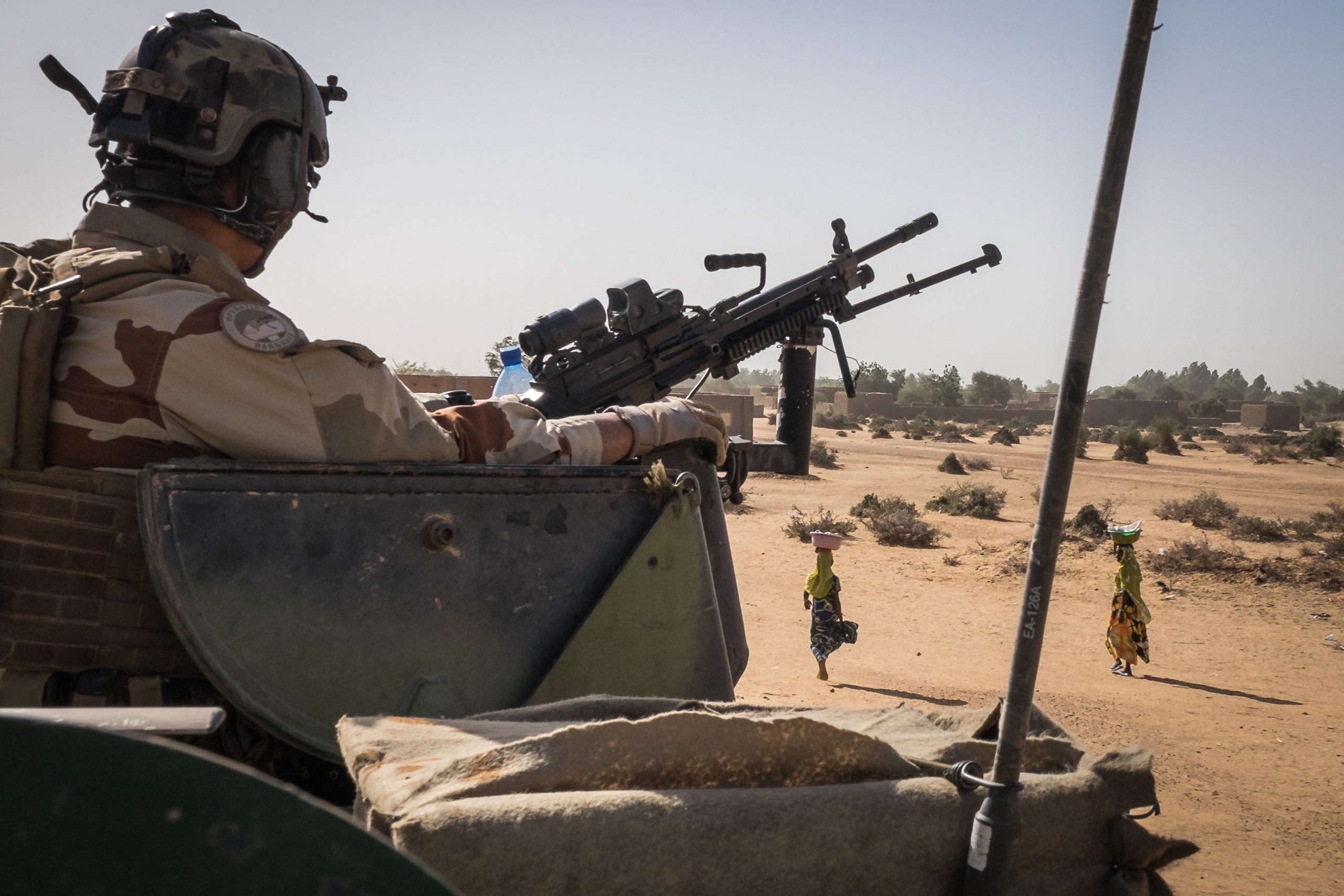 Den danske regering vil sende specialoperationsstyrker til Mali