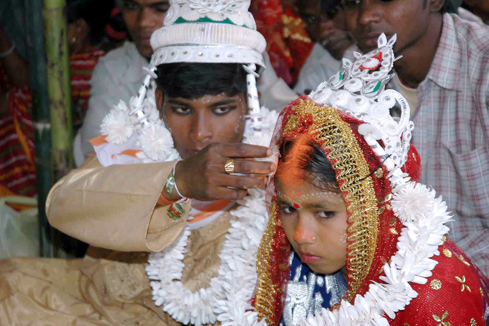 Read more about the article Ny børnelov skjuler vold mod indiske barnebrude