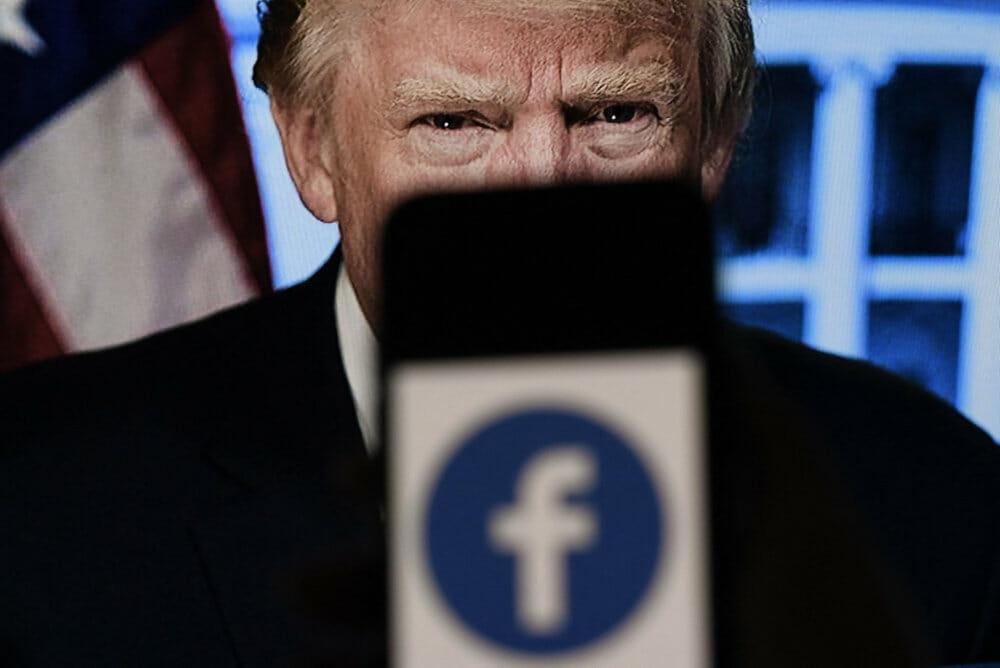 Tilsynsråd opretholder Facebooks udelukkelse af Trump